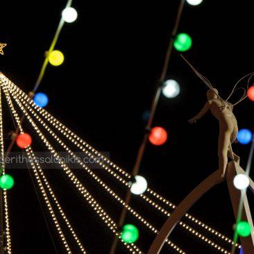 Χριστούγεννα 2016, Πλατεία Αριστοτέλους