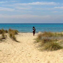 Ein herrlicher Ausblick auf den Thermaischen Golf